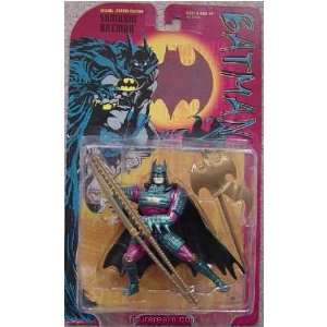 Batman (Samurai) from Batman   Legends of Warner Brothers