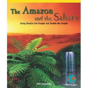 : The  and the Sahara: Using Double Line Graphs and Double Bar