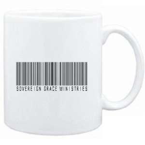 Mug White  Sovereign Grace Ministries   Barcode