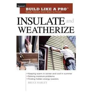 Insulate & Weatherize, Harley, Bruce Home, Hobbies & Garden