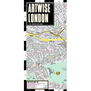 London Museum Map   Laminated Museum Map of London, England [Map