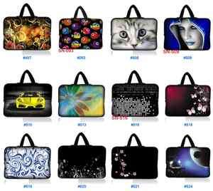 15 15.4 15.6 Laptop Sleeve Bag Case with Handle For HP Dell Acer