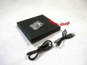 External USB case/enclosure for12.7mm SATA DVD drive