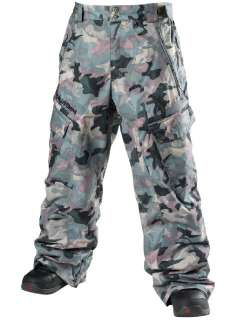 NEW 2012 MENS SPECIAL BLEND ANNEX SNOWBOARD/SKI PANTS: BURNT GREENS