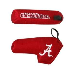Alabama Crimson Tide Golf Club/Blade Putter Head Cover