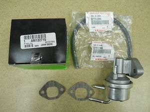 John Deere Fuel Pump Kawasaki GX345 LX277 LX279 LX289