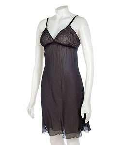 Vera Wang Velvet Elegance Night Gown