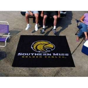 Southern Miss Mississippi Golden Eagles 5X6ft Indoor