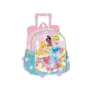 Disney Princess 12 inch Rolling Backpack Toys & Games
