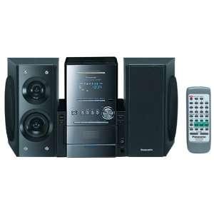 Panasonic SC PM47 Compact Stereo System Electronics