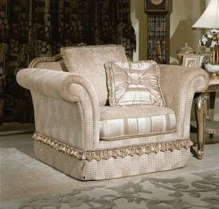 Elegant Formal Fabric Sofa Loveseat 2 Pc Living Room Set Furniture