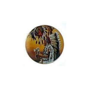 Plume, Paul Calle, Native Americana Collector Plate
