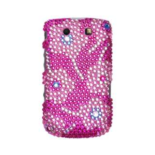 Diamante Bling Case Phone Cover for Blackberry Torch 9800 9810 4G
