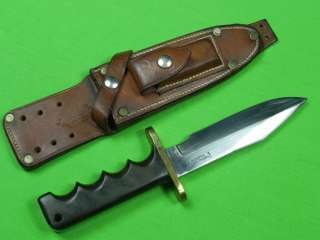 US USA Vietnam Era SOLINGEN RANDALL MADE Model 15 Fighting Knife