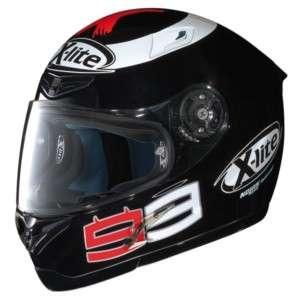 XLite X 802 Jorge Lorenzo Replica Motorcycle Helmet   S