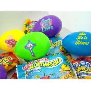 com Inspiraional Easer Egg Hun Premium Candy Filled Eggs Religious