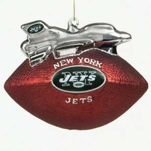New York Jets Team Mascot Football 6