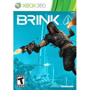 Brink Video Game with Bonus Spec Ops Pack for Xbox 360