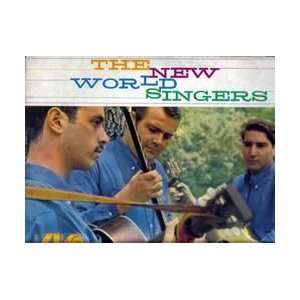 The New World Singers The New World Singers, Gil Turner