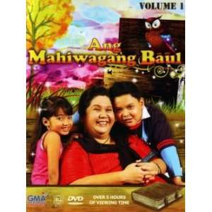 Ang Mahiwagang Baul Vol.1  Philippine Tele Movie DVD