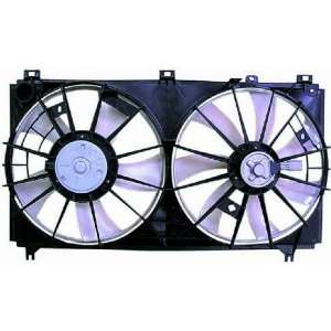 LEXUS IS250 IS 250 06 07 RADIATOR / AC FAN NEW MOTOR
