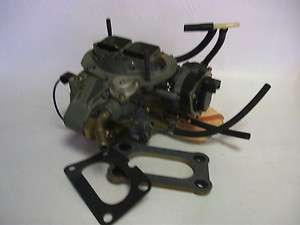 Carburetor: 1978 Dodge Omni, Plymouth Horizon 1.7L VW engine