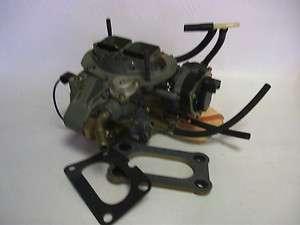 Carburetor: 1978 Dodge Omni, Plymouth Horizon 1.7L VW engine