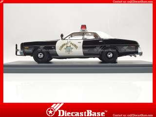 NEO43511 NEO Dodge Monaco California Highway Patrol 1978 143
