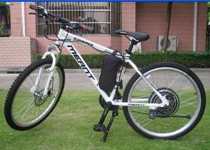 26 Rear Wheel Powerful Electric Bicycle E bike for This Year