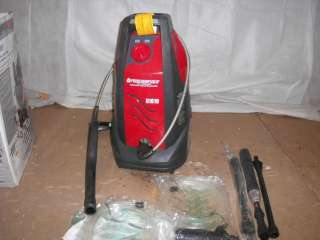 ELECTRIC POWERED HIGH PRESSURE WASHER MODEL H1610