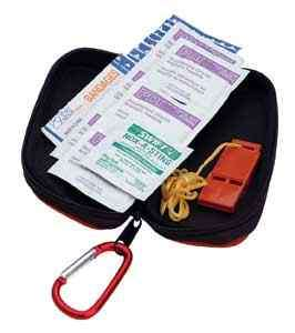 Security Plus Emergency 30 Piece First Aid Kit Soft Bag