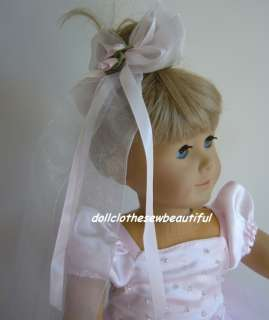DOLL CLOTHES fit American Girl GORGEOUS Pink BALLET SET