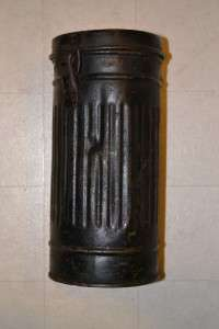 WW2 German Gas mask Cannister