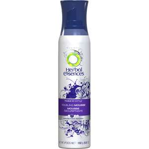 Herbal Essences Tousle Me Softly Hair Styling Mousse