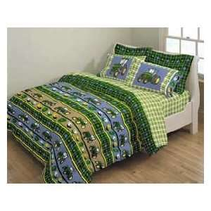 Style John Deere Twin Bedding (Comforter & Sheet Set): Home & Kitchen