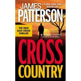 Cross Country, Patterson, James: Mystery & Suspense