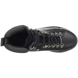 Harley Davidson Mens Dipstick Steel Toe Boots Black