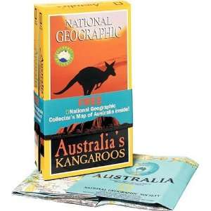 National Geographics Australia [VHS] National Geographic Movies