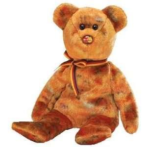 TY Beanie Baby   MC MASTERCARD IV Bear (Credit Card