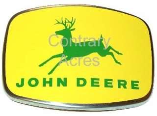JOHN DEERE 320 420 520 620 720 FRONT MEDALLION / EMBLEM