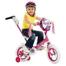 Schwinn 12 inch Petunia Steerable Bike   Girls   Pacific Cycle   Toys