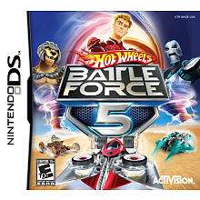 Hot Wheels Battle Force 5 for Nintendo DS   Activision   Toys R