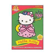 Hello Kitty Becomes A Princess DVD   MGM