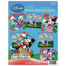 Memory Game   Mickey Mouse Clubhouse Edition   Hasbro
