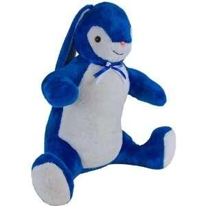 Stuffington Bear Factory BBYBL32 Big Bunny  Blue: Toys