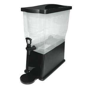 BDP 3G Cold Plastic Beverage Dispenser   3 Gallon