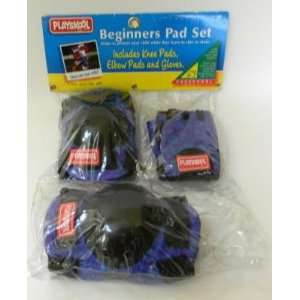Playskool Beginners Bike or Skate Pad Set   Knee Pads