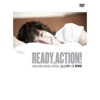 Ready, Action Kim Hyun Joong in Spain Collectors DVD (w/ photobook