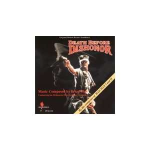 DEATH BEFORE DISHONOR ORIGINAL SOUNDTRACK RECORDING: BRIAN MAY: Music