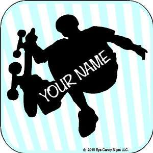 Custom Name Wall Decal Stickers Art Graphics Item # 22